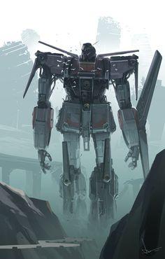 Heavy Gundam