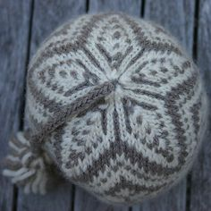 North Star Hat pattern by Mary Ann Stephens - (youth/XL adult)