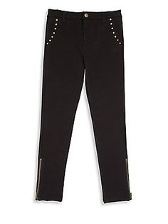 Ella Moss Girl Girl's Studded Pants