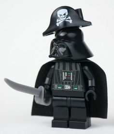 #Pirate Vader