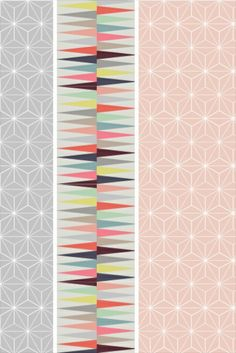 BRAKIG #wallpaper | #Ikea limited collection pretty!
