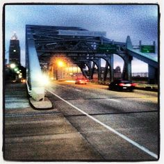 Cleveland's Veterans Memorial Bridge