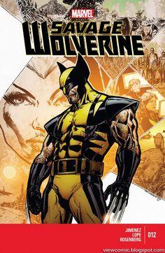 Savage Wolverine 012 (2013) ………………….. | View Comic
