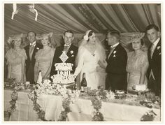 https://flic.kr/p/6qtcBf | Society wedding reception (Meeks and Hordern families), Sydney, February 1936 / Sam Hood | Format: Photograph   Find more detailed information about this photograph: acms.sl.nsw.gov.au/album/albumView.aspx?acmsID=153839&amp...  Search for more great images in the State Library's collections: acms.sl.nsw.gov.au/search/SimpleSearch.aspx   From the collection of the State Library of New South Wales: www.sl.nsw.gov.au