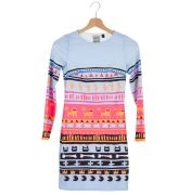 Sukienka+we+wzory+azteckie+QooQoo