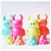 Image of Uamou with Boo - Cream Set