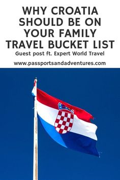 Croatia is a very po Croatia is a very popular European holiday destination and it is firmly on our family travel bucket list. In this guest post Roger from Expert World Travel shares with us some ideas on places to go and why families should visit them. Travel Through Europe, Europe Travel Tips, Travel Guides, European Vacation, European Travel, Travel With Kids, Family Travel, Family Trips, Hotels With Water Parks