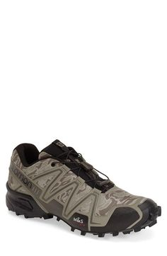 Men's Salomon 'Speedcross 3' Trail Running Shoe