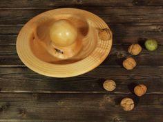 Ustensiles de cuisine en bois Artisanal, Cowboy Hats, Tableware, Decorative Objects, Turning