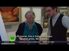Tricky Treasure: IKEA images mistaken for million-dollar masterpieces in...