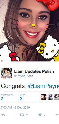 OMG. Why fans are excitedly congratulating Cheryl and Liam Payne...