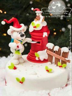 Christmas cake - Fiorella balzamo