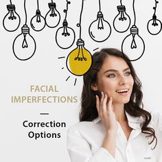 """In our continuing series how there is more than one way to solve a problem, last month I talked about facial rejuvenation options. But, what about 'imperfections?"""" You know, the things that bother you about your face. The good news: you don't have to """"just deal with it"""" anymore. We have options to help you eliminate — or at least minimize — the facial characteristics you don't like. Click on the link below to read our blog that details some of your options. Plastic Surgery Procedures, Just Deal With It, Facial Rejuvenation, Last Month, More Than One, Im Not Perfect, News, Link, Face"""