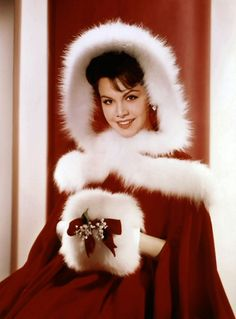 Annette Funicello - She was so gorgeous and we all loved her! Everyone wanted to look like her when she was a Disney girl!