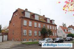 Strandmøllevej 16, 2. tv., 4300 Holbæk - 3 værelses lejlighed med altan og garage #ejerlejlighed #ejerbolig #holbæk #selvsalg #boligsalg #boligdk