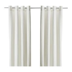 "$29.99   MERETE Curtains, 1 pair - 57x98 "" - IKEA"