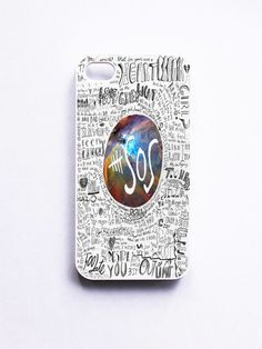 5SOS Liryc Quote In Galaxy Phone Case For iPhone Samsung iPod Sony | Feeiva