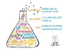 cute lab mad science - Buscar con Google