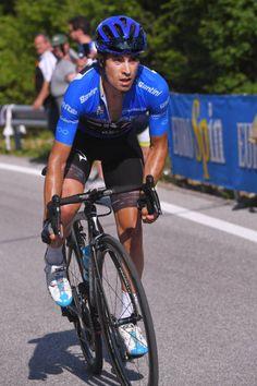 100th Tour of Italy 2017 / Stage 19  Mikel LANDA MEANA Blue Mountain Jersey/ San Candido / Innichen Piancavallo 1290m / Giro /