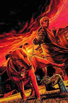 John Constantine by Lee Bermejo Marvel Vs, Marvel Dc Comics, Comic Book Artists, Comic Artist, Comic Books Art, Constantine Hellblazer, John Constantine, Dc Comics Characters, Dc Comics Art