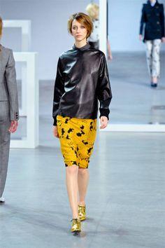 Derek Lam, fall runway 2012