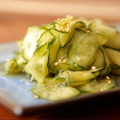 Insalata di cetrioli giapponese (Sunomono) (ricette giapponesi)