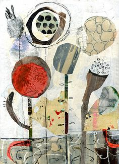 ~Andrea Daquino #art #mixedmedia #collage