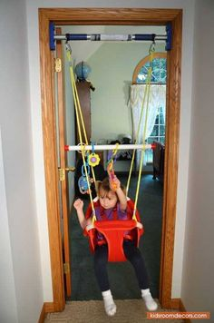 Great And Really Durable Infant / Toddler Swing That Can Be Utilised As Main Indoor Toy - http://www.kidsroomdecors.com/kids-room-decorating/great-and-really-durable-infant-toddler-swing-that-can-be-utilised-as-main-indoor-toy.html