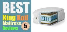 5 Best King Koil Mattress Reviews Best Mattress, Bedroom Decor, King, Mattresses, Dorms Decor, Decorating Bedrooms, Bathrooms Decor