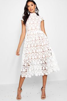 1a445313ae56 26 Best boohoo White Dresses images | Boohoo white dress, Party ...