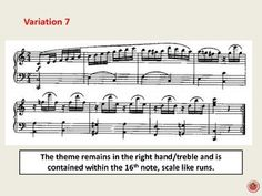 Teaching Theme and Variation?   ♫ This is a 23 page PDF file that explains Theme and Variation form and outlines ways in which a theme may be varied!     #musedchat    #musiceducation