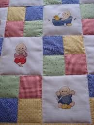 Resultado de imagem para colcha crianca patchwork