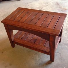 #KregJig Project: Custom Spa Bench by Dave F.