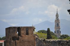 Within The Walls Of Pompeii