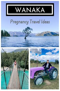 Wanaka is a quaint and picturesque town in New Zealand, located just an hour from Queenstown. Here are some of the really cool and pregnancy-friendly things you can do whilst visiting Wanaka...  #Pregnancy #Pregnant #PregnancyTravel #Travel #TravelTips #TravelInspiration #Wanaka #NewZealand #TravelNewZealand #FamilyTravel #Adventure Pregnancy Travel, Travelling While Pregnant, Wanaka New Zealand, Extreme Activities, New Zealand Travel Guide, Amazing Destinations, Family Travel, Places To See, Travel Inspiration