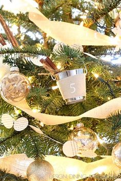 bucket ornament