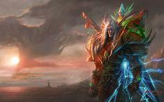HD wallpaper: RPG wallpaper, World of Warcraft, Yaorenwo, Blood Elf, art and craft Graphic Wallpaper, Hd Wallpaper, Wallpapers, Fantasy Warrior, Fantasy Art, Wow Of Warcraft, Warcraft Art, World Of Warcraft Cataclysm, Elf Art