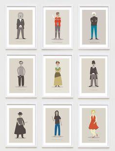 Prints by Judy Kaufmann