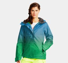 Women's ColdGear® Infrared Fader Jacket | 1238892 | Under Armour US