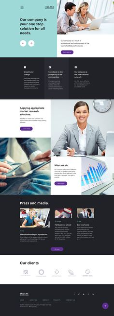 Business Solutions Company #website #template. #themes #business #responsive #websitethemes