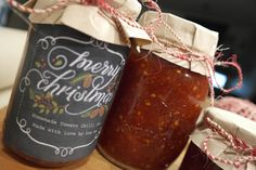 Tomato Chilli Jam - The Beauty Foodie