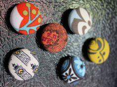 http://www.heynowwhoanow.com/handmade/covered-button-magnets/