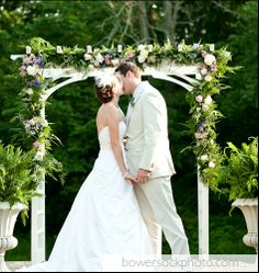 DIY Wedding Arbor Plans | littlehousebigheart August 26, 2011 DIY , Wedding
