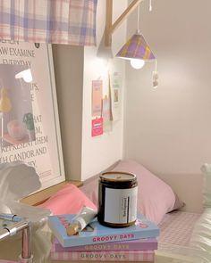 Cute Bedroom Decor, Room Ideas Bedroom, Study Room Decor, Decor Room, Pastel Room, Pastel Colors, Cute Room Ideas, Aesthetic Room Decor, Aesthetic Pics