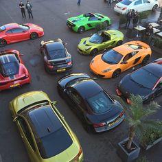 #PortHercule Let's get this show on the road! #McLaren #Lamborghini #Porsche #Lotus #Audi #UltimateRoadtrips #WheresShmee #FuelledFaction #supercars #Monaco #BMW #Ferrari by ultimateroadtrips.tv from #Montecarlo #Monaco