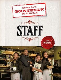 great staff , great service