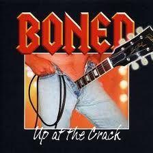 boned up at the crack album