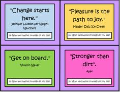 This set of 32 Opinion Piece/Persuasive Strategy task cards by The Teacher Next Door will help your students practice identifying different types of persuasive strategies. Students will read the slogan on each card and determine whether it shows the persuasive strategy of Bandwagon, Appealing to Intellect, Beneficial for You, Happiness, Common Sense, One of Your Rights, Expert's Opinion, or Your Responsibility.