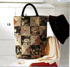 """made by Sanae Kono in """"Quilt Japan"""""""