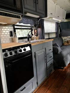 Motorhome Remodel ~ Part 7 (Wrap-Up & Before/Afters) – Deb's Heart & Home